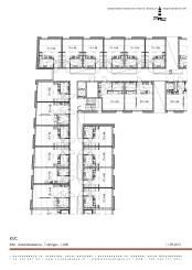 Våning 2-7, alla våningar ser likadana ut